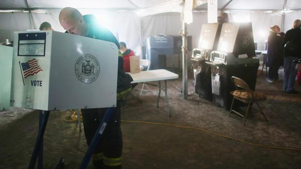 Election Day Rockaways