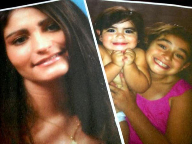 La. mom, daughters found stabbed in home set ablaze