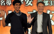 "Ang Lee promotes ""Life of Pi"" in Taiwan"