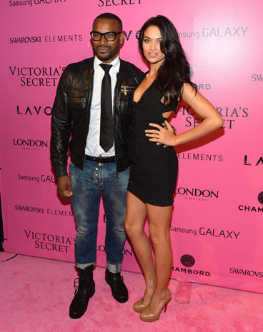 Victoria's Secret Fashion Show 2012: Arrivals and after-party