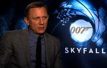 "Daniel Craig on Bond after ""Skyfall"""