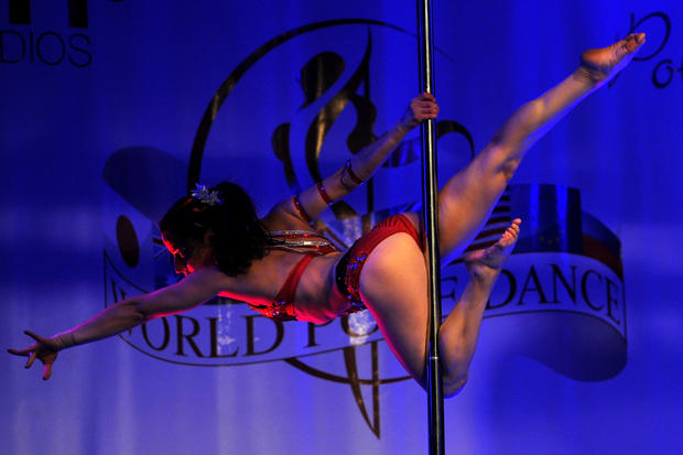 World Pole Dancing Championship