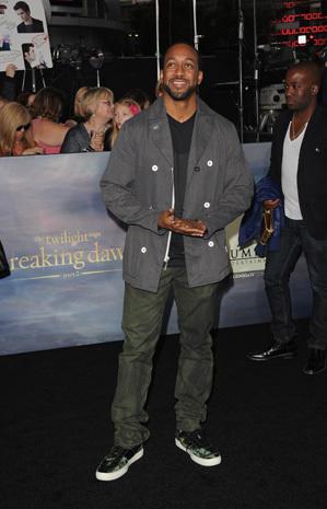 """""""Breaking Dawn - Part 2"""" premieres in Los Angeles"""