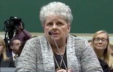 Wife of Meningitis outbreak victim testifies