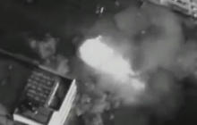 Watch: Israeli Defense Forces pinpoint strike on Hamas leader