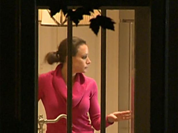 Petraeus' mistress Paula Broadwell