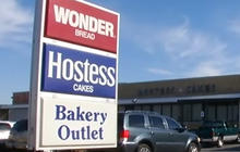 Hostess going out of business