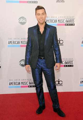 AMAs 2012: Red carpet