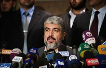 Hamas leader: Rockets won't stop until demands are met