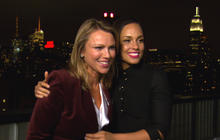 """Person to Person"": Behind the scenes with Alicia Keys"