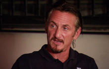 """Person to Person"": Sean Penn on anger and courage"