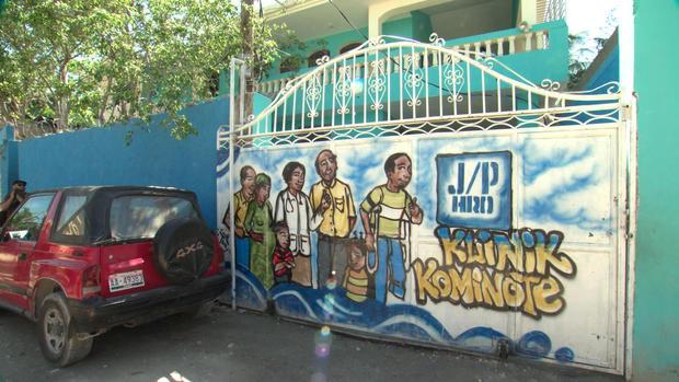Sean Penn's home and life in Haiti