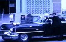 Rare film of JFK investigation uncovered