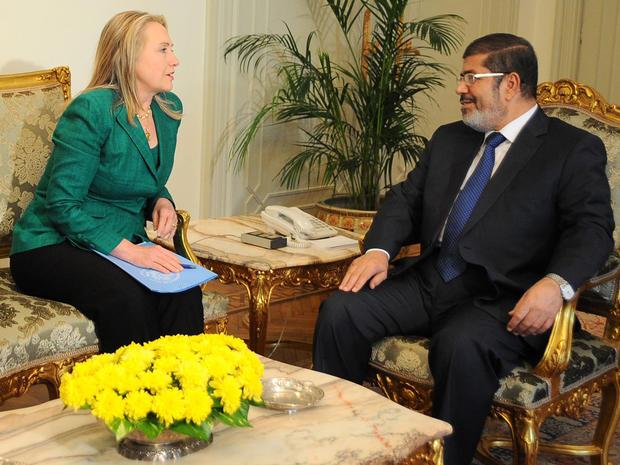 U.S. Secretary of State Hillary Rodham Clinton