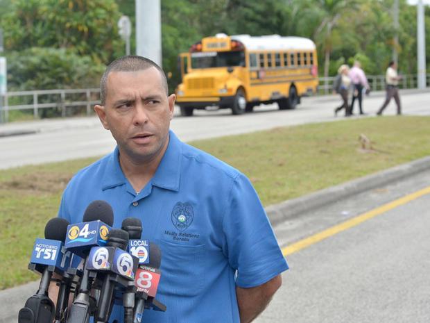 Florida teen fatally shot on school bus