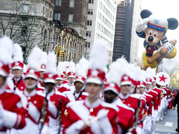 Macy's Thanksgiving Day Parade 2012