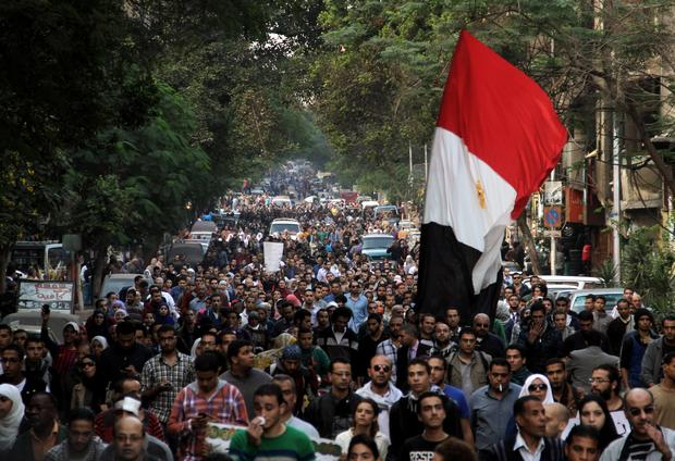 Showdown in Egypt