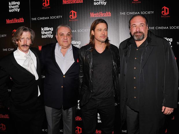 """Killing Them Softly"" gets NY screening"