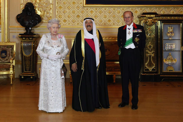 Emir's state visit to Britain