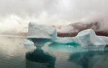 Earth's polar ice sheets melting at an increasing rate