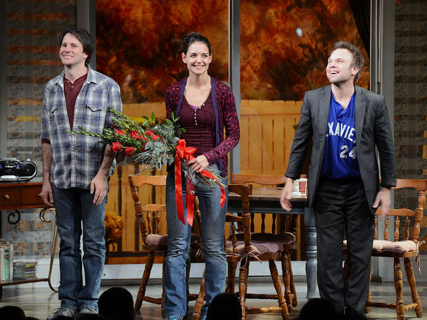 """Dead Accounts"" Broadway opening night"