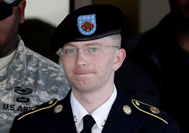 WikiLeaks suspect Bradley Manning