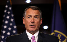 GOP slams Obama's fiscal cliff proposal