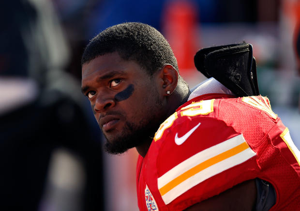 NFL Athletes in trouble with the law
