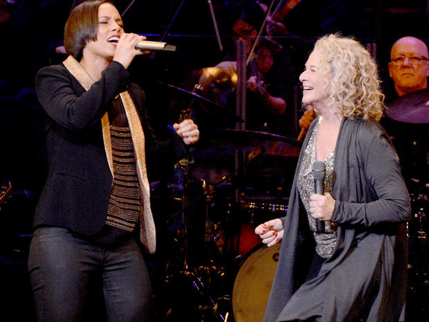 Carole King career tribute show