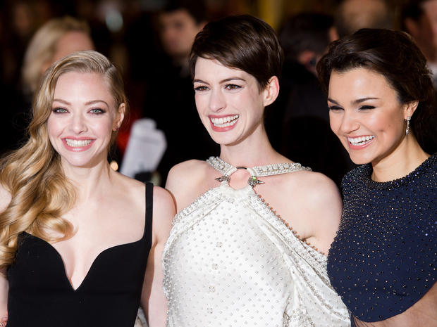 """Les Miserables"" premieres in London"