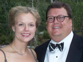 Dana Clair Edwards and Thomas Ford