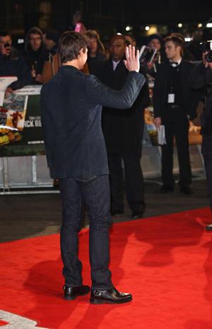 """Jack Reacher"" premieres in London"