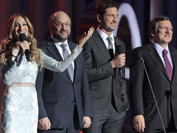 Nobel Peace Prize Concert 2012