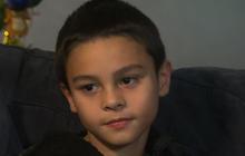 Newtown 8-year-old hero comforts classmates