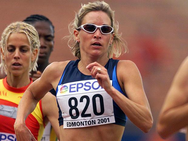 U.S. Olympian exposed as Vegas escort