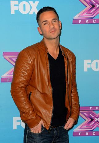 """The X Factor""  season finale"