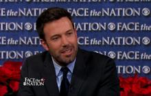 Affleck doesn't close door on Senate run