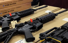 Gun sales skyrocket after Newtown