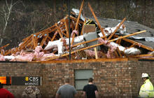 Tornadoes ravage parts of the deep South