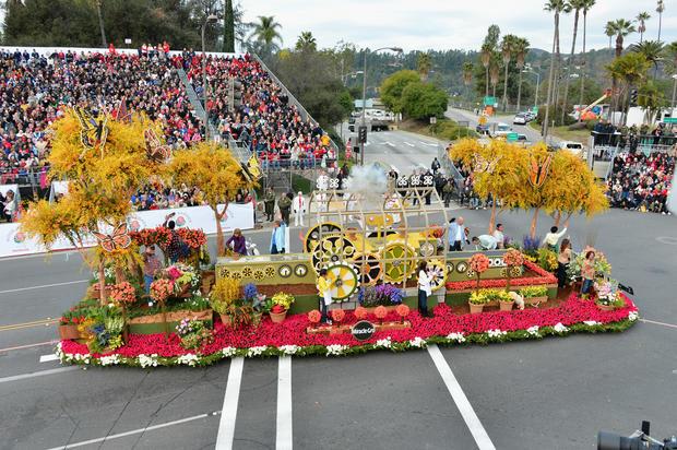 Rose Bowl Parade 2013