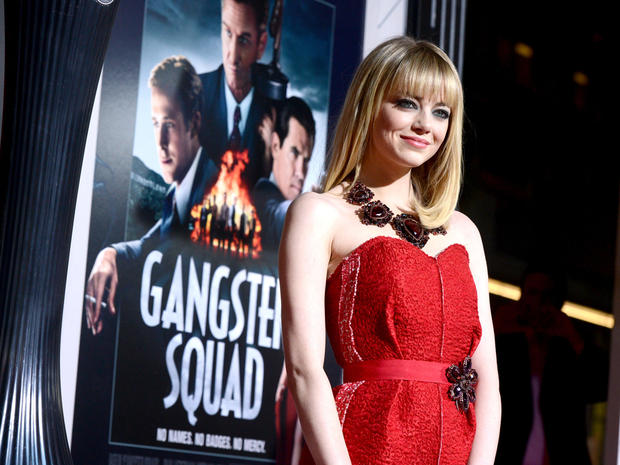 """Gangster Squad"" premieres in Los Angeles"