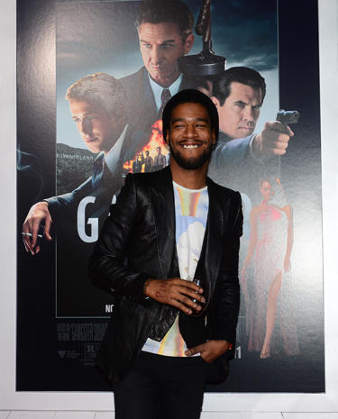 """""""Gangster Squad"""" premieres in Los Angeles"""