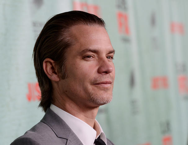 """Justified"" new season celebrated"