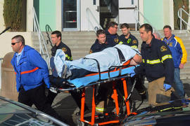At least 1 student shot in Calif. school shooting