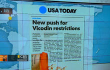 Headlines: Vicodin may face tighter controls