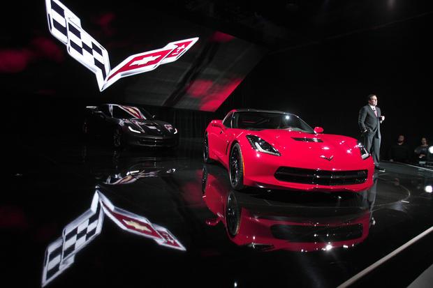 Chevrolet unveils 2014 Corvette
