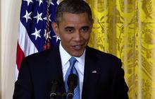 """Obama: """"I like a good party"""""""