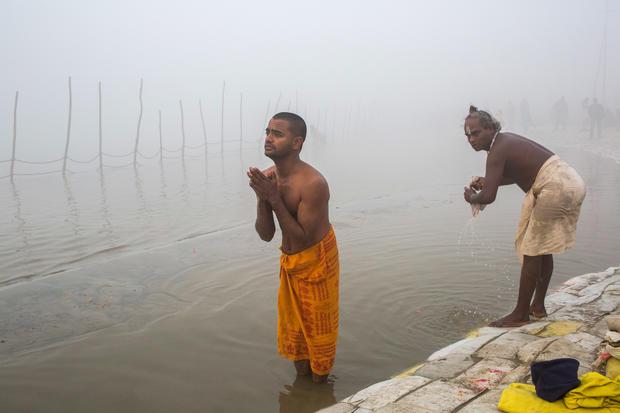 Millions travel for Hindu festival