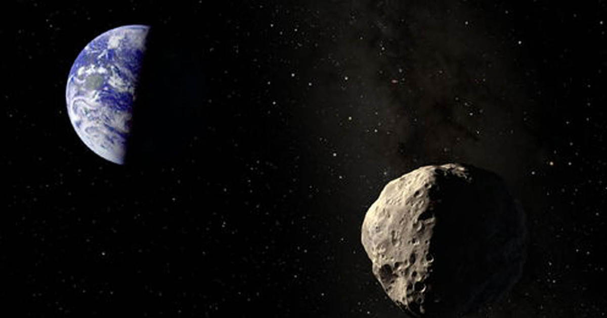 Company making plans for asteroid mining - CBS News
