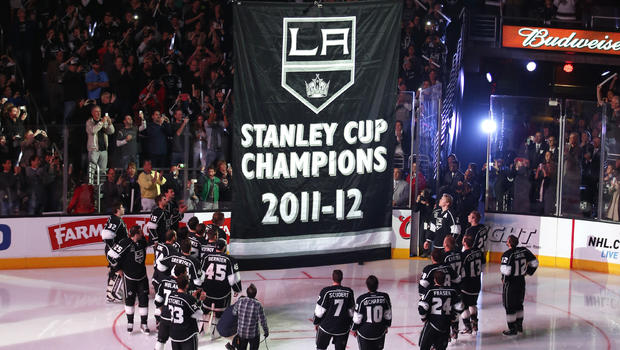 Raise Stanley Cup Banner
